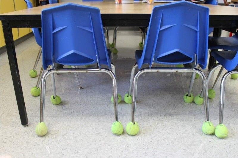 Classroom Tennis Ball