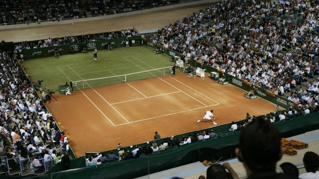 Grass court vs Clay court