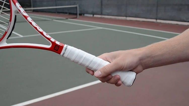 Proper Tennis Serve Grip