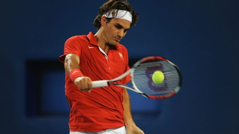 Fatigue Reduced by using one-handed backhand