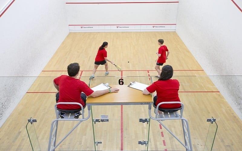 Squash Indoors