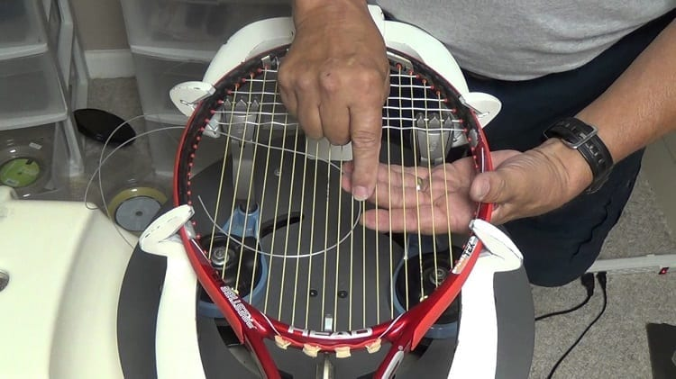 Stringing Racket