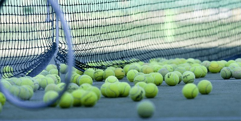Different Types of Tennis balls