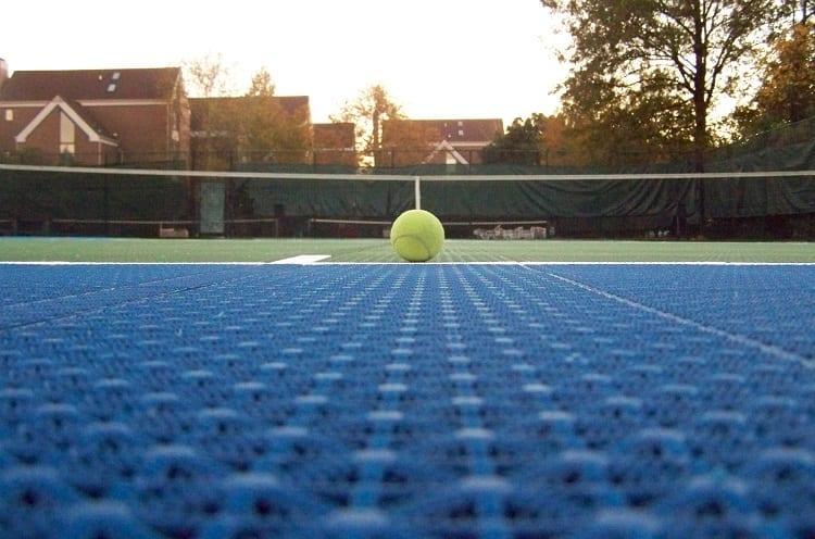 Home Tennis Court
