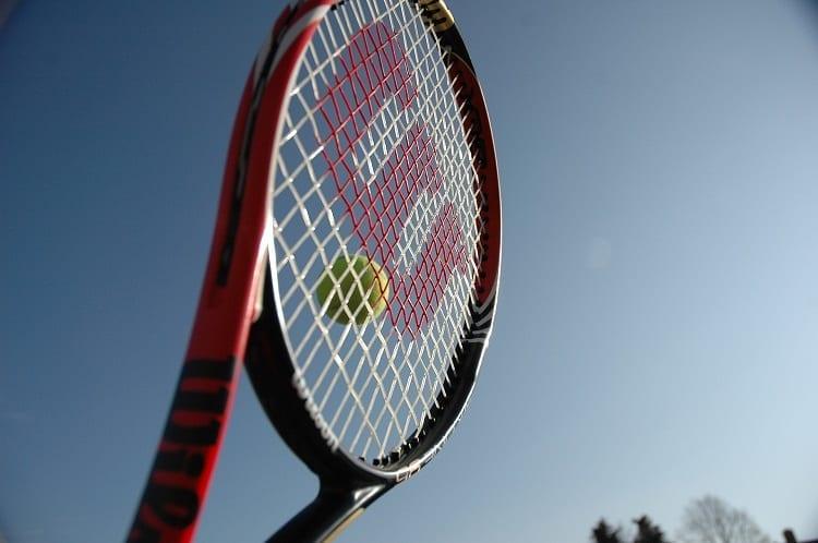 Wilson Tennis Racket Head