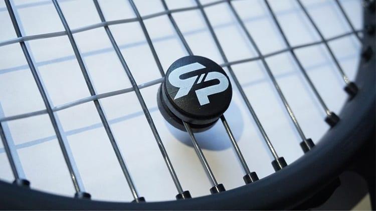 Button Tennis Vibration Dampener