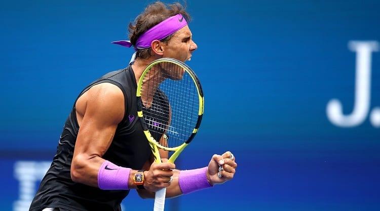celebrity tennis player