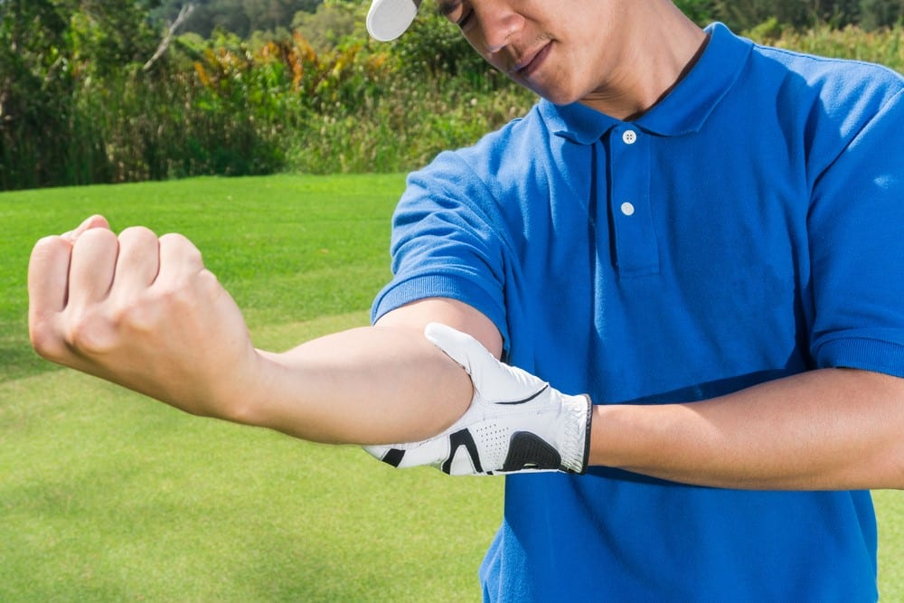 Golfer Elbow Pain While Playing