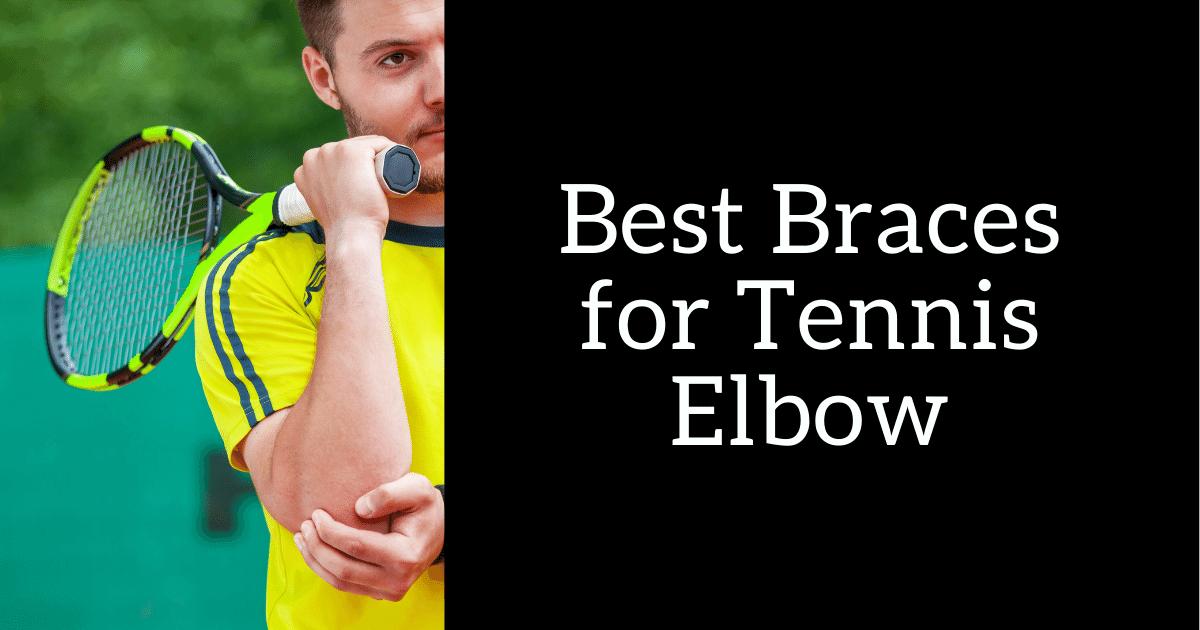Best Tennis Brace